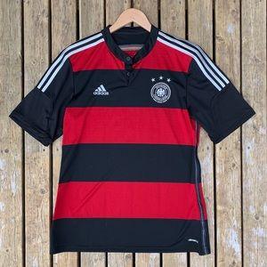 Adidas Climacool Germany Soccer Jersey, Size L